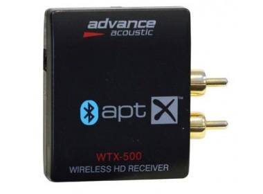 Advance Acoustic - WTX-500 - Adaptateur Bluetooth pour votre chaîne HiFi