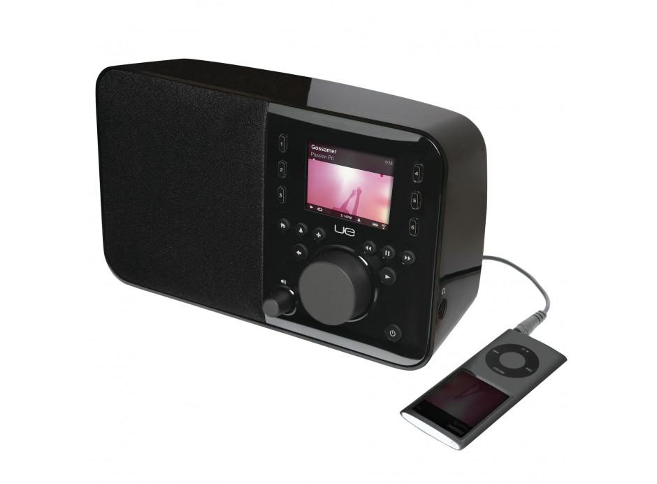 poste de radio internet wifi avec cran couleur. Black Bedroom Furniture Sets. Home Design Ideas