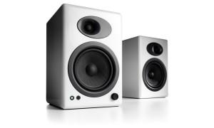 Audioengine A5+ Blanc Reconditionné