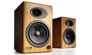Audioengine A5+ Bois