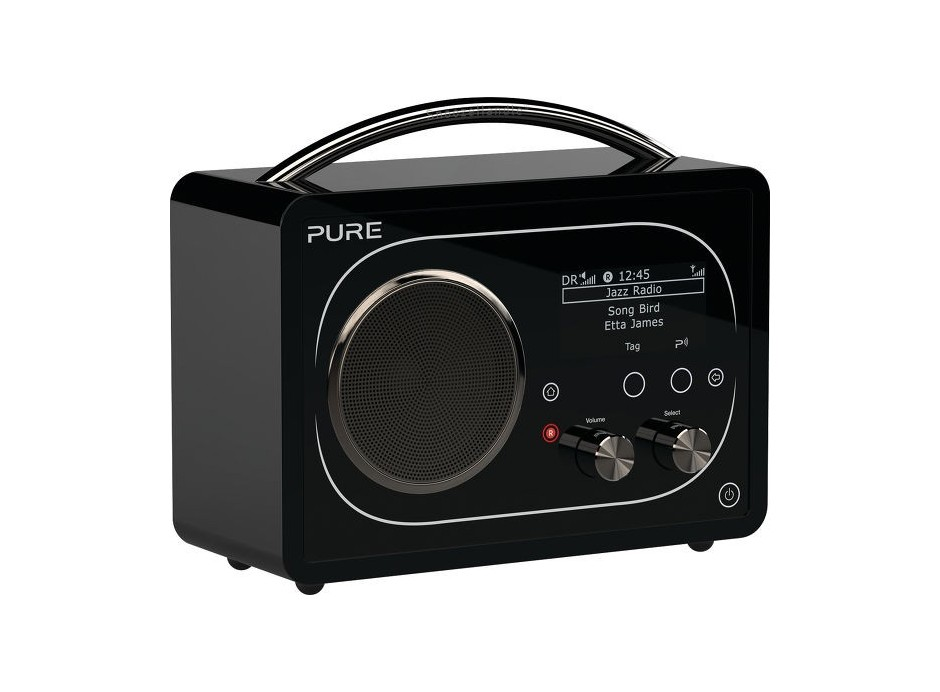 poste radio internet fm rnt avec bluetooth et port usb. Black Bedroom Furniture Sets. Home Design Ideas