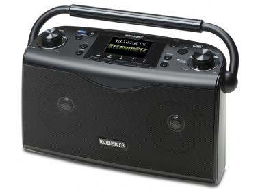Poste de radio stéréo WiFi, DAB, DAB+ et FM compatible Spotify