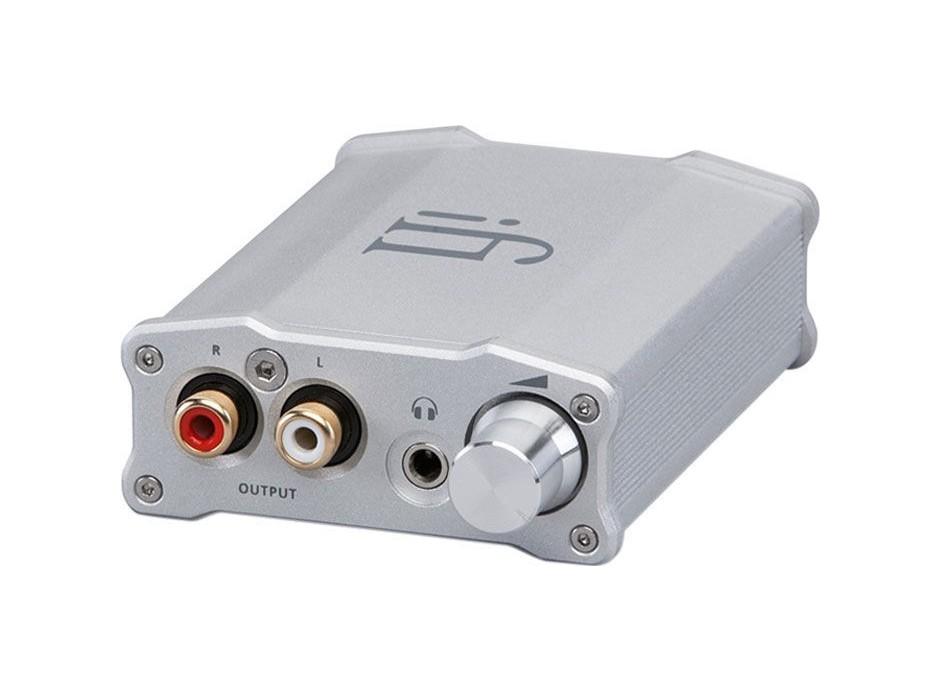 iFi Audio iDSD Nano - DAC USB sur batterie - format HD 32 / 384 DSD, DXD, PCM