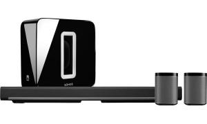 Sonos 5.1 : Playbar + Sub + 2*Play 1