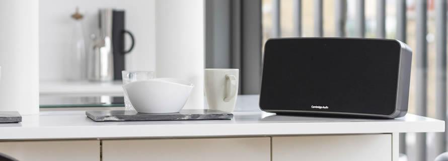 enceinte sans fil bluetooth aptx avec une puissance de 100w. Black Bedroom Furniture Sets. Home Design Ideas