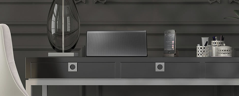 Enceinte sans fil Cambridge Audio G5, bluetooth