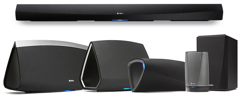 enceinte compacte sans fil wifi bluetooth et audio hd. Black Bedroom Furniture Sets. Home Design Ideas