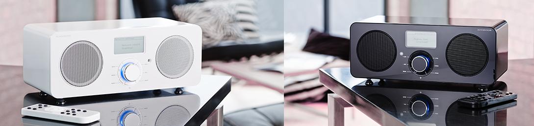 poste radio r veil internet wifi fm et st r o. Black Bedroom Furniture Sets. Home Design Ideas