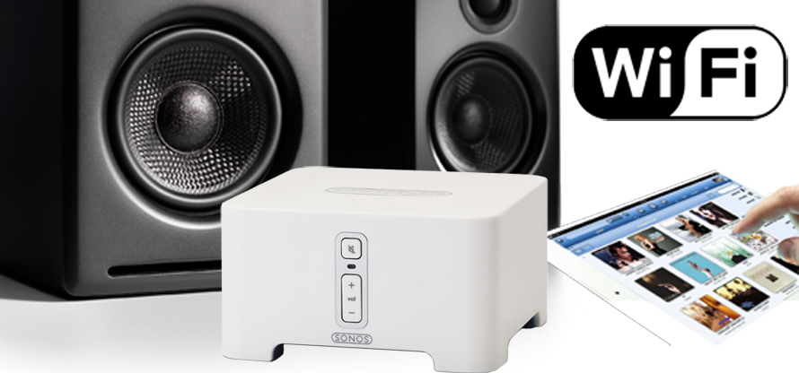 lecteur r seau musical wifi ou filaire pour cha ne hifi. Black Bedroom Furniture Sets. Home Design Ideas