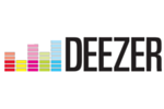 Plateforme de streaming Deezer