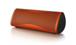KEF MUO Orange Sunset