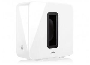 Caisson de basse WiFi sans fil Sonos Sub