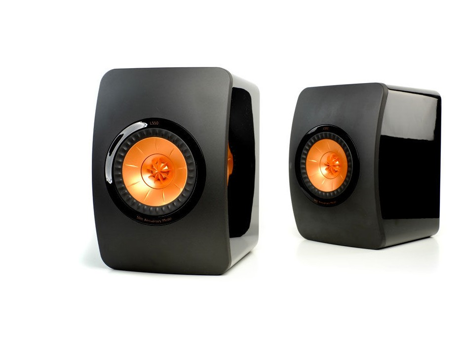 enceintes hifi format biblioth que 100 w la paire. Black Bedroom Furniture Sets. Home Design Ideas
