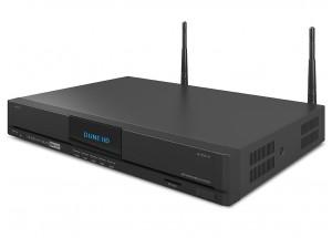 DUNE HD Duo Base 4K - sorties HDMI, coaxiale S/PDIF, optique S/PDIF