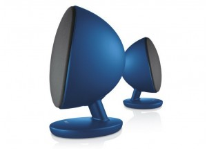 KEF EGG Bleu Glacé