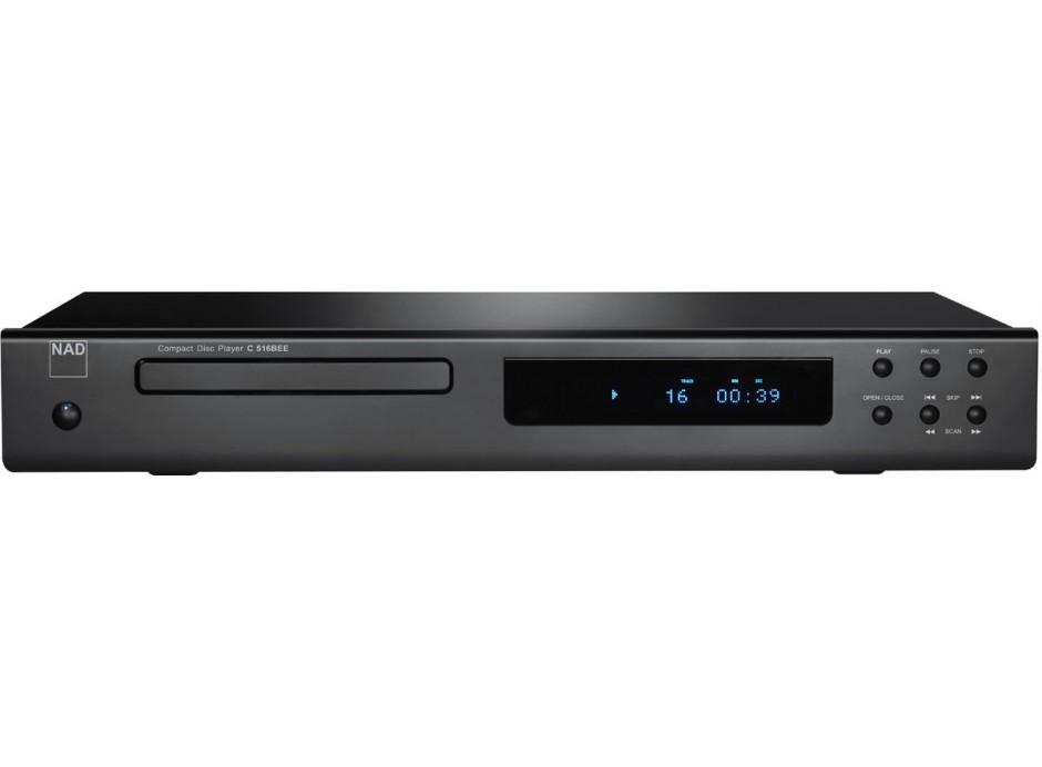 Le lecteur CD NAD C538 - un modèle audiophile à prix très raisonnable