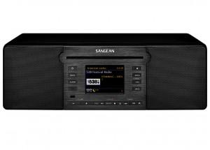 Sangean DDR-66BT SmartLink 9 : mini-chaîne HiFi WiFi, Bluetooth avec lecteur CD et port USB