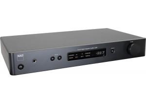 NAD C 338 - Amplificateur HiFi numérique et connecté : WiFi, Bluetooth, Chromecast