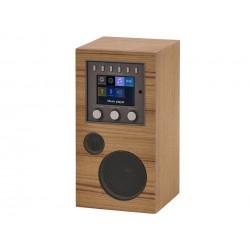 Como Audio Amico Teck - Poste de radio triple tuner Internet / DAB/RNT / FM avec batterie intégrée
