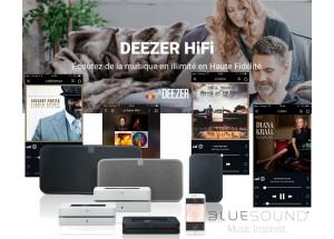 Deezer HiFi - nos bons de réductions pour un abonnement moins chers au service musical