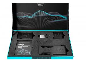 Chord Mojo et Poly - DAC Audio USB avec ampli casque et lecteur réseau USB avec batteries intégrées