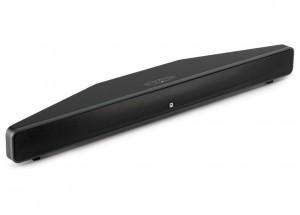 Q Acoustics Media 4 - Barre de son 2.1 avec caisson de basses intégré - 100 W = 2 x 25 W + 50 W