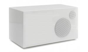 Como Audio Ambiente Laqué de Piano Blanc