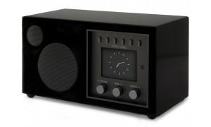 Como Audio Solo + Enceinte stéréo Laqué Noir