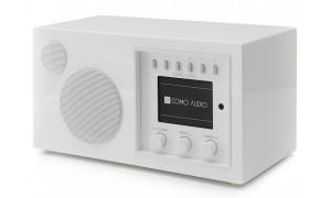 Como Audio Solo + Enceinte stéréo Laqué Blanc