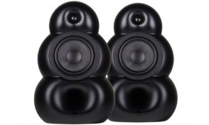 Podspeakers BigPod MK3 Noir mat (paire)