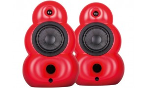 Podspeakers BigPod MK3 Rouge (paire)