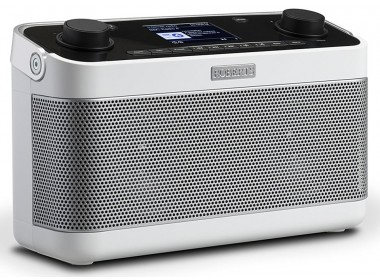Roberts Stream 218 : Poste de radio triple tuner avec réception Bluetooth
