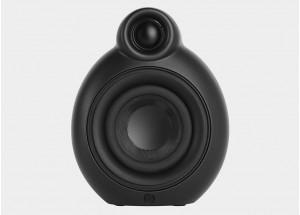 Podspeakers Micropod Bluetooth MK2 Noir - Enceinte amplifiée avec batterie intégrée et réception Bluetooth