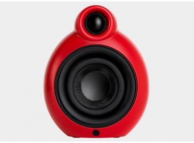 PodSpeakers Micropod MK2 Bluetooth Batterie Rouge