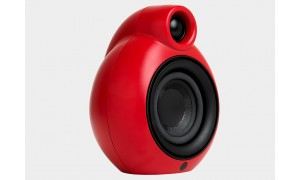 PodSpeakers MicroPod Bluetooth Rouge