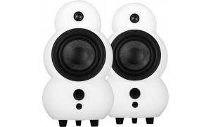 Podspeakers Minipod bluetooth blanc satin