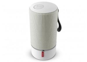 Libratone ZIPP 2 Gris - Enceinte sans fil WiFi, Bluetooth et AirPlay2 avec batterie intégrée
