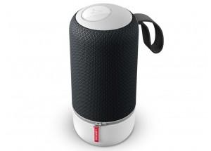 Libratone ZIPP Mini 2 Noir - Enceinte sans fil WiFi, Bluetooth et AirPlay avec batterie intégrée