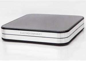 Electrocompaniet EC Living RENA S-1 Argent - Lecteur réseau WiFi ou filaire avec réception AirPlay