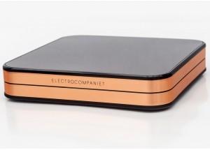 Electrocompaniet EC Living RENA S-1 Cuivre - Lecteur réseau WiFi ou filaire avec réception AirPlay