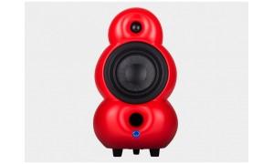 Podspeakers Minipod MK4 rouge satin (unité)
