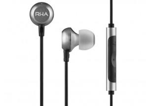 RHA MA650a - Écouteurs intra-auriculaires en aluminium résistant à isolation acoustique