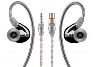 RHA CL1 Ceramic- Écouteurs intra-auriculaires Haute Fidélité en acier inoxydable et céramique