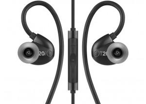 RHA T20i - Écouteurs intra-auriculaires Haute Fidélité avec télécommande et micro pour Apple