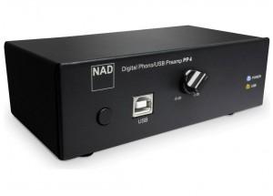 NAD PP4 - préampli phono et usb