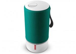 Libratone ZIPP Vert  - Enceinte sans fil WiFi, Bluetooth et AirPlay avec batterie intégrée