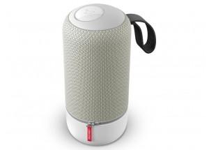Libratone ZIPP Mini 2 Gris - Enceinte sans fil WiFi, Bluetooth et AirPlay avec batterie intégrée