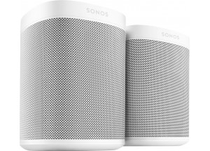 Sonos One - Pack Duo Blanc
