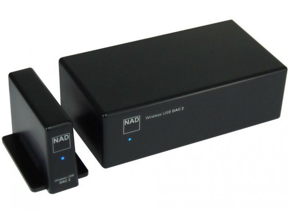 Transmetteur audio sans fil USB WiFi pour envoyer le son de votre ordinateur vers votre chaîne HiFi