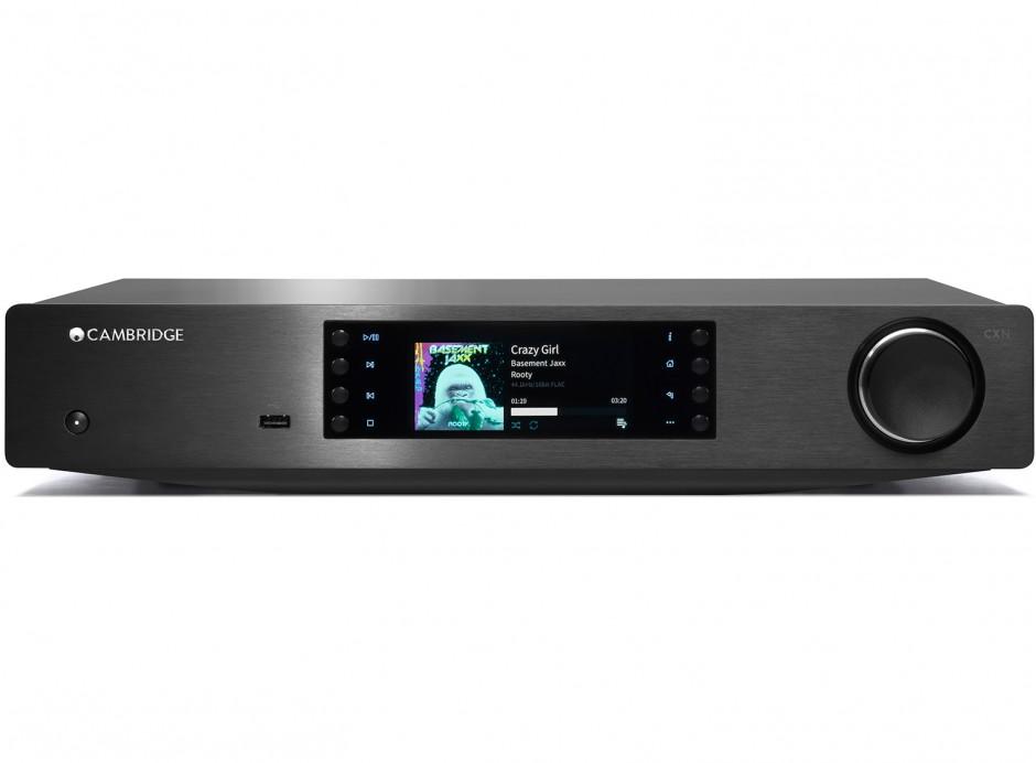 Solde Cambridge CXN V2 lecteur réseau audiophile DAC USB 4bits / 384 kHZ Airplay compatible Spotify Tidal